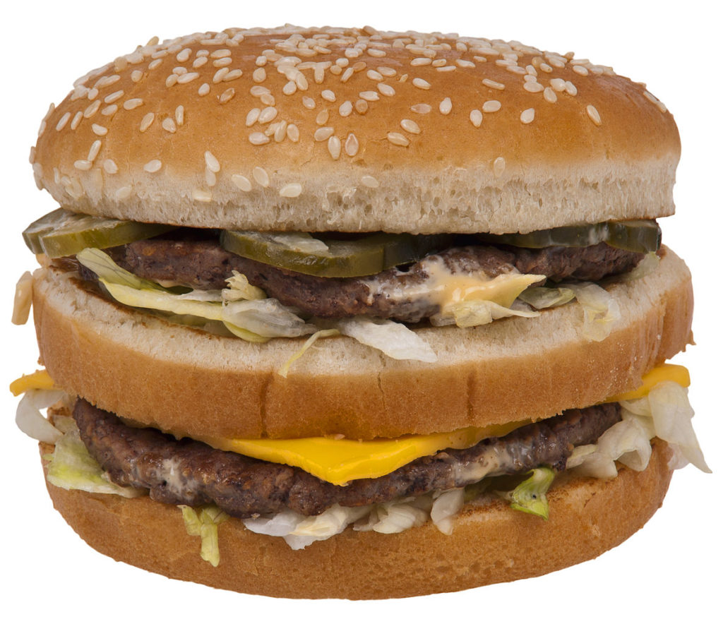 Big Mac ilmastoindeksi