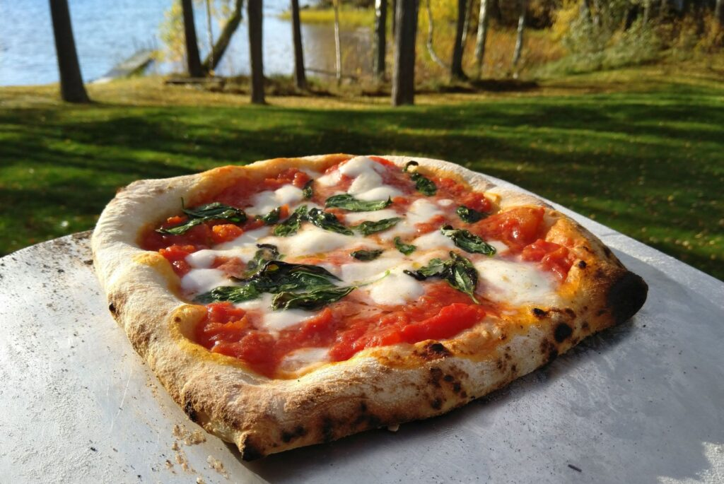 Napolilainen pizza